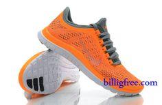 Billig Schuhe Damen Nike Free 3.0 V5 (Farbe:VampundLogo-orange;innen-grau;Sohle-weiB) Online Laden.