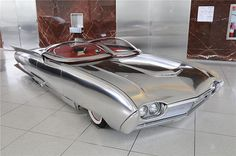 1961 Ford Thunderbird Custom Thunderflite
