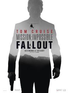 #MissionImpossible #TomCruise Le 1er Août au cinéma