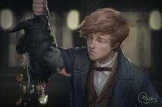 'Fantastic Beasts and Where to Find Them' by BigJing.deviantart.com on @DeviantArt