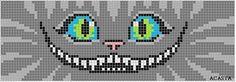 схемы браслетов из бисера на станке чеширский кот - Пошук Google