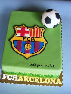 Barcelona cake by bubolinkata, via Flickr