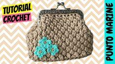 18 Ideas Crochet Tutorial Bag Coin Purses For 2019 Baby Afghan Crochet, Tapestry Crochet, Crochet Poncho, Diy Crochet, Crochet Coin Purse, Crochet Purses, Crochet Mittens Free Pattern, Crochet Patterns, Crochet Handbags