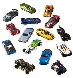 Have a young car lover on your list? Introduce them to the world of Hot Wheels with this great starter set The ultimate way to start a collection with 50 Hot Wheels or share with the whole family (ea. Christmas Toys, Ea, Hot Wheels, Diecast, Lightning, Brother, Packing, Vehicles, Collection