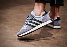 adidas Haven Easy Blue Core Black Solar Yellow Sneaker Bar