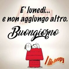 To all packaging, shipping, and delivery workers, thank you Good Morning Good Night, Day For Night, Italian Memes, Manic Monday, Snoopy Love, Emoticon, Good Mood, Happy Monday, Say Hello