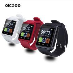 Smartwatch Bluetooth Smart Uhr U8 Armbanduhr digitale sportuhren für IOS Android phone Wearable Elektronische Gerät //Price: $US $12.68 & FREE Shipping //     #meinesmartuhrende