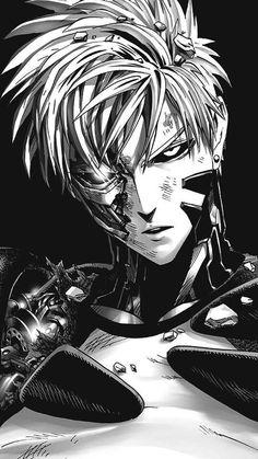 One Punch Man manga Genos Genos Wallpaper, Man Wallpaper, Anime One, Anime Guys, Manga One Punch Man, Opm Manga, Saitama One Punch Man, Male Cosplay, Anime Sketch