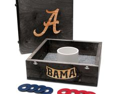 Alabama Crimson Tide Washer Set
