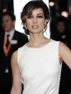 Bérénice Marlohe. (Bérénice Lim Marlohe, 19-5-1979, Paris).