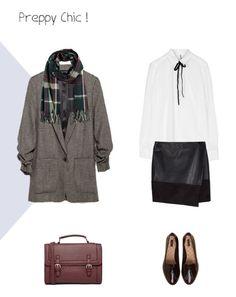 Comment s'habiller pour un entretien d'embauche ? Preppy Chic | Article Nos looks | Trucs De Nana