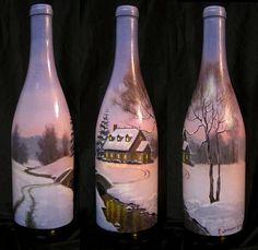 **** bottles