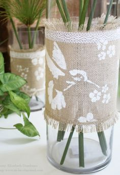 Vase Ideas For Centerpieces