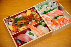 bento sushi box