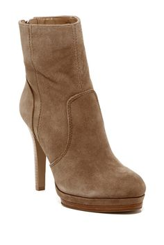 Aldren Suede Platform Boot: perfect with rolled up jeans