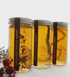 Infused Honey Gift Box by Mellifera Bees on Scoutmob Shoppe