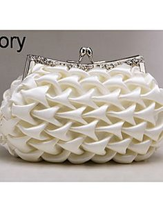 Handbag Satin Clutches With Crystal/ Rhinestone. Get unbelievable discounts up to 70% Off at Light in the Box using Coupons.