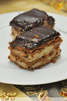 Muhallebili Bisküvi Pastası   Mutfak Sırları