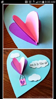 Kids enjoy making valentine crafts and they will have a wonderful time doing this. So enjoy this valentine's day with your beloved by doing these crafts. Kids Crafts, Valentine Crafts For Kids, Valentines Day Activities, Valentine Day Crafts, Preschool Crafts, Holiday Crafts, Homemade Valentines, Printable Valentine, Valentine Wreath
