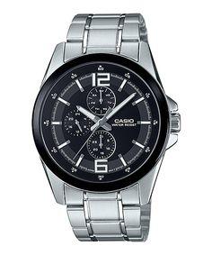 CASIO SIAM สยามคาสิโอ จำหน่าย นาฬิกาข้อมือ - MTP-E306D-1A