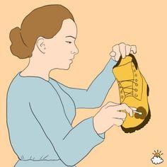 14 обувных хитростей, о которых не знала даже Золушка! ЭЛЕМЕНТАРНО! 8 способ мне реально помог! Спасибо!
