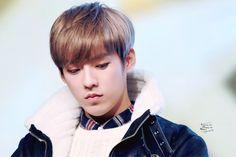 [BtoB Minhyuk] he looks like lost kid here trying hard not to cry for mommy Im Hyunsik, Lee Changsub, Btob Lee Minhyuk, Yook Sungjae, Rapper, Cube Entertainment, Try Harder, Korean Music, Korean Men