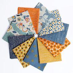 Asuka // Canyon Boulevard   Dear Stella Design - love this collection