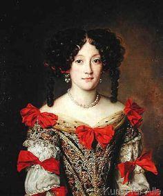 Jacob Ferdinand Voet - Portrait of a Woman