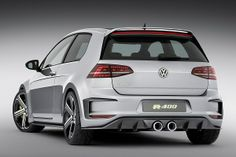 Volkswagen is present at the motor show in Beijing a new Golf for 2015 model year. The model was developed by the R division, and it's hatchback with three doors. As a base, the engineers used the Golf R, which for the first time referred to as Audi A3, Bmw, Carros Vw, Allroad Audi, Vw Logo, Monster Trucks, Volkswagen Golf R, Vw Touareg, Muscle Cars