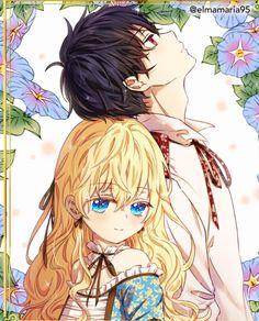 L Dk Manga, Manga Cute, Chica Anime Manga, Cute Anime Guys, Cute Anime Couples, Kawaii Chibi, Kawaii Anime Girl, Anime Art Girl, Familia Anime