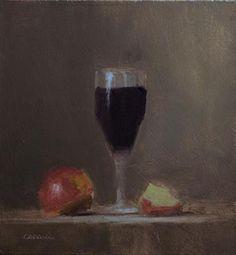 Glass of Red   Neil Carroll - Blog