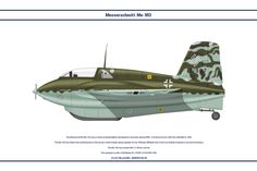 Me-163 JG400 6 by WS-Clave