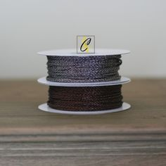 Hey, I found this really awesome Etsy listing at https://www.etsy.com/listing/203885435/clearance-30-yard-roll-of-smoke-or-brown