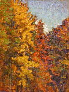 Autumn Tones   Rick Stevens Landscapes
