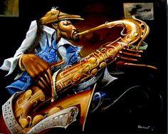 art by Frank Morrison African American Artwork, African Art, Music Painting, Art Music, Caricatures, Frank Morrison Art, Jazz Art, Black Art Pictures, Black Love Art