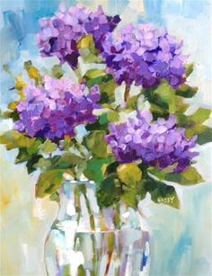 """Daily Paintworks - """"Good  Humor"""" - Original Fine Art for Sale - © Libby Anderson"""