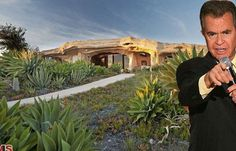 Dick Clark Lists His Rockin' Rock-Carved SoCal Home