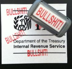 BULLSHIT! Office Stamp- Self Inking- When Life, Work, People or THE BOSS, pisses You Off!