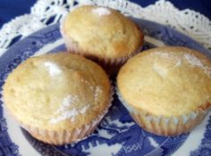 Lemonade Muffins -- very good!  Add a little yellow food coloring to add to their visual appeal.
