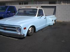 67 C-30 Dually pickup build.