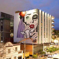 Arte urbano en la Ciudad de México  #streetart