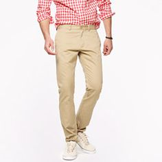 Essential chino in 484 fit | J Crew