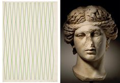 When Op Art and Classical Sculpture Collide | AnOther