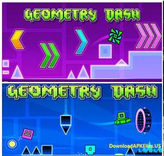 Geometry Dash 2.0 APK MOD Unlocked Free Download - Download APK Files