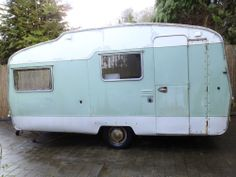 Retro Vintage Caravan 1960's Sprite Musketeer-For Restoration-Needs a New Home
