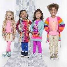 Kidz Art winter 2016   Kixx Online kinderkleding babykleding www.kixx-online.nl Kids Playing, Kid Stuff, Harajuku, Whimsical, Kids Fashion, Babe, Girly, Children, Spring