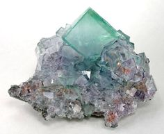 Blue Fluorite emits a calm energy that allows you to easily direct its energies towards your intended place. It helps with clear and concise communication, both here in the physical and between this plane and other worlds. Blue Fluorite is great for bringing order to your thoughts and their sequence and even record keeping!  Chakras: Third Eye, Throat Astrological sign: Cancer, Pisces, Ophiuchus