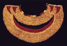 ʻAhuʻula (Hawaiian feather cape). Today about 160 capes have been located in museums and collections around the world. This cape was sold at auction by Sotheby's in 2000 to a private collector.