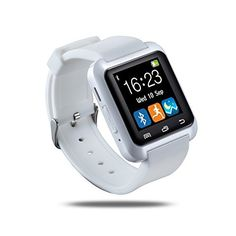 Generic U80 Bluetooth 30 Smart Wrist Wrap Watch Phone For Smartphones IOS Android Apple iphone 55C5S66 Puls Android Samsung S3S4S5S6 Note 2Note 3 Note 4 HTC Sony >>> You can get additional details at the image link.