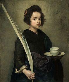 Santa Rufina, Diego Velázquez